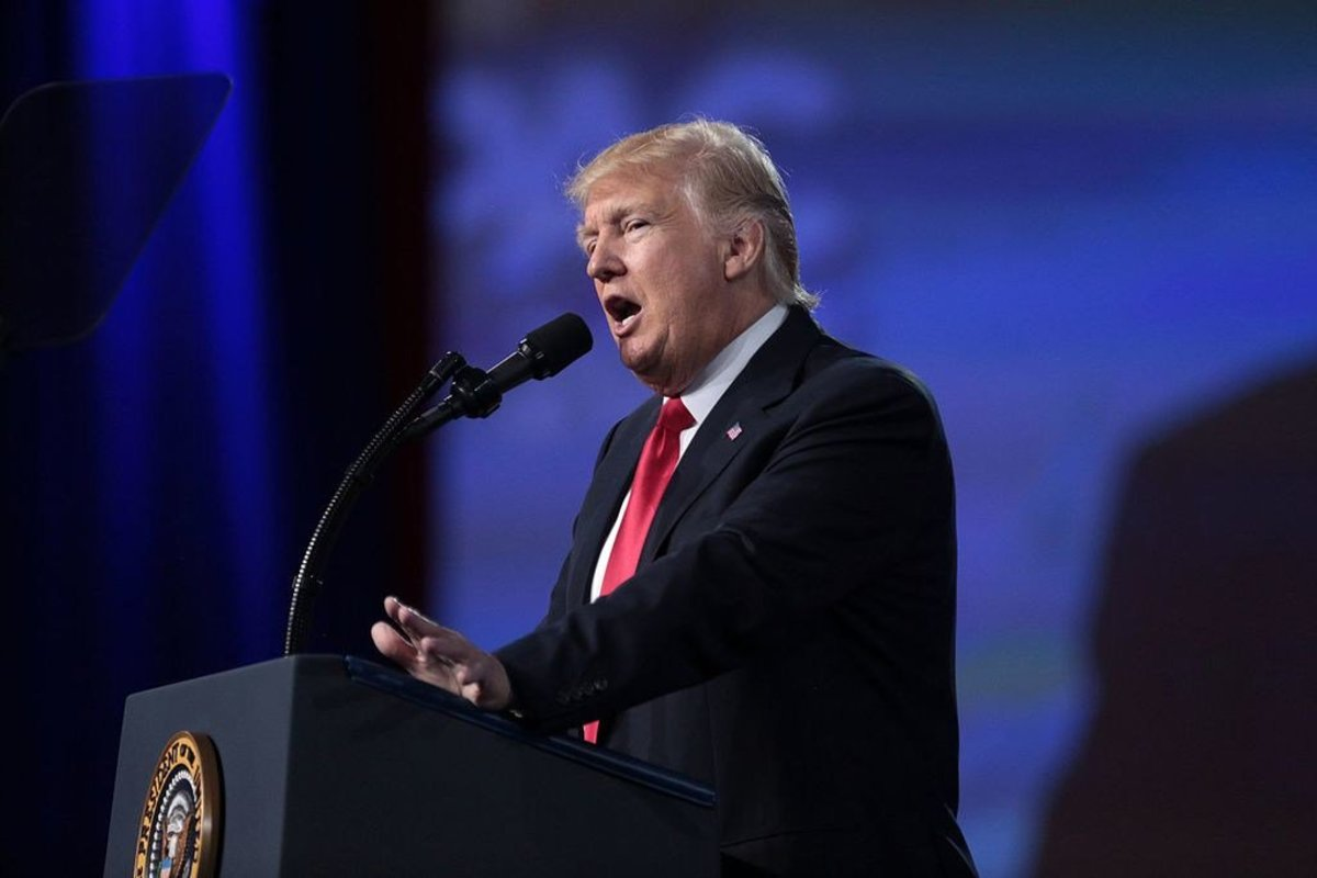 Gun Sales Down Sharply Since Trump's Election Promo Image