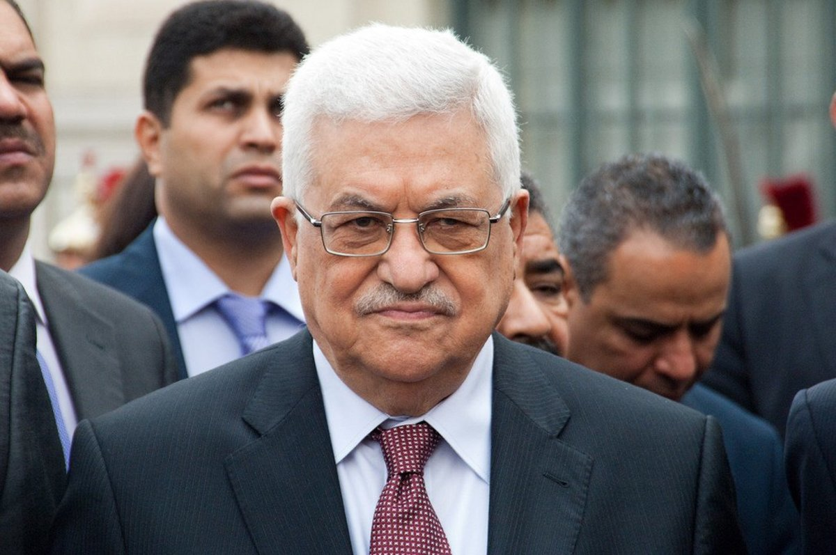 Abbas: Palestine Still Not Clear On U.S. Peace Plan Promo Image