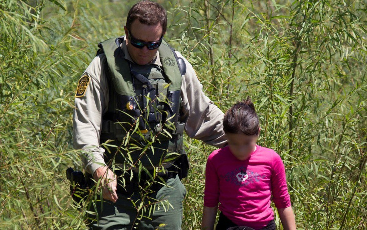 ACLU Sues Trump Admin Over Detainment Of Young Girl (Photos) Promo Image