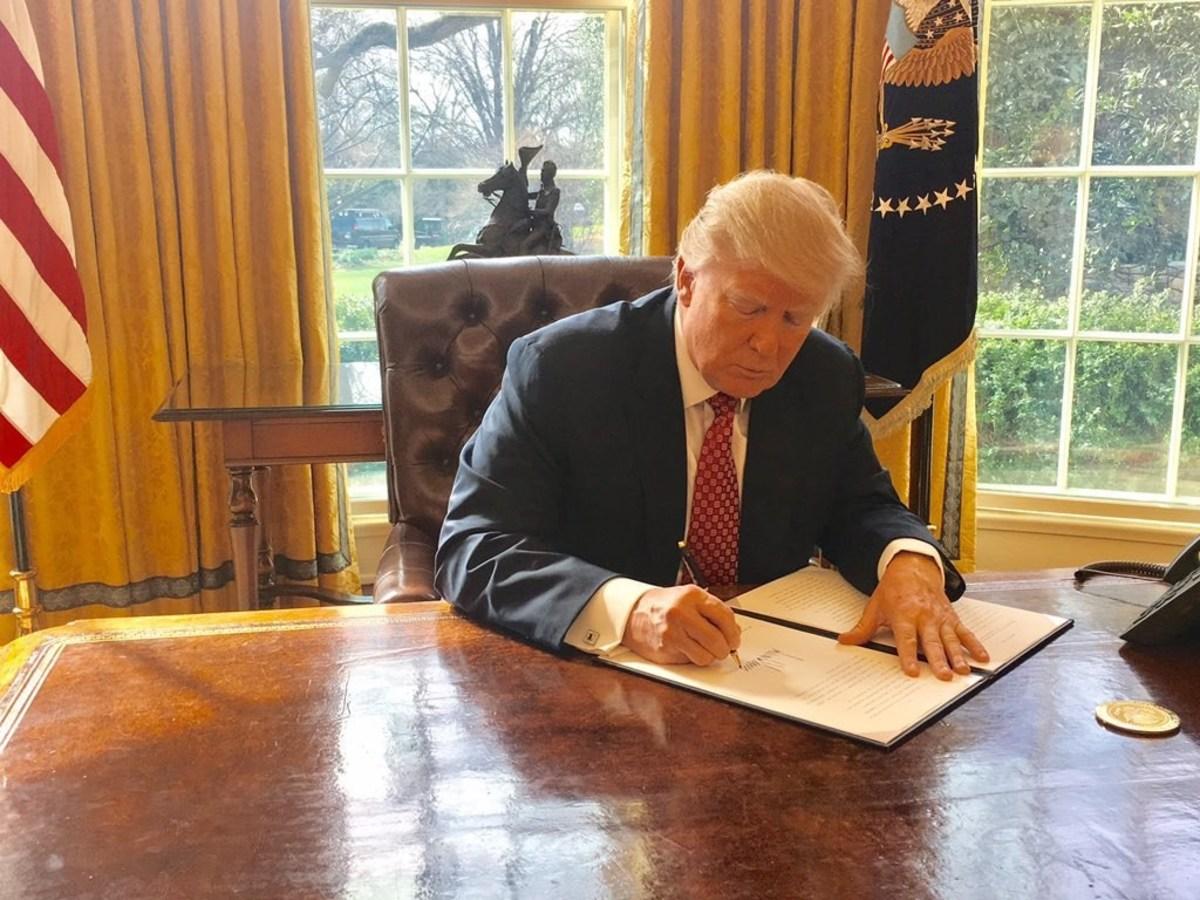 Fact Check: Trump Wrong About Legislative Record Promo Image