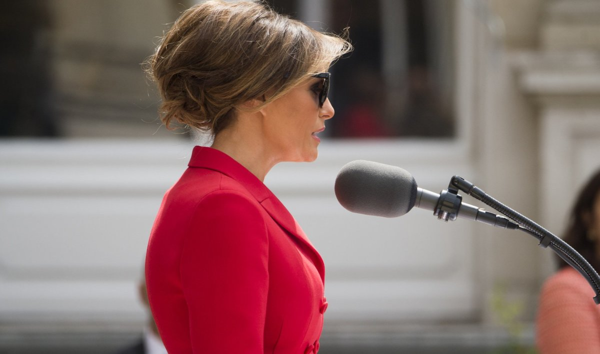Journalist: Melania May Not Have Passed New Screening Promo Image