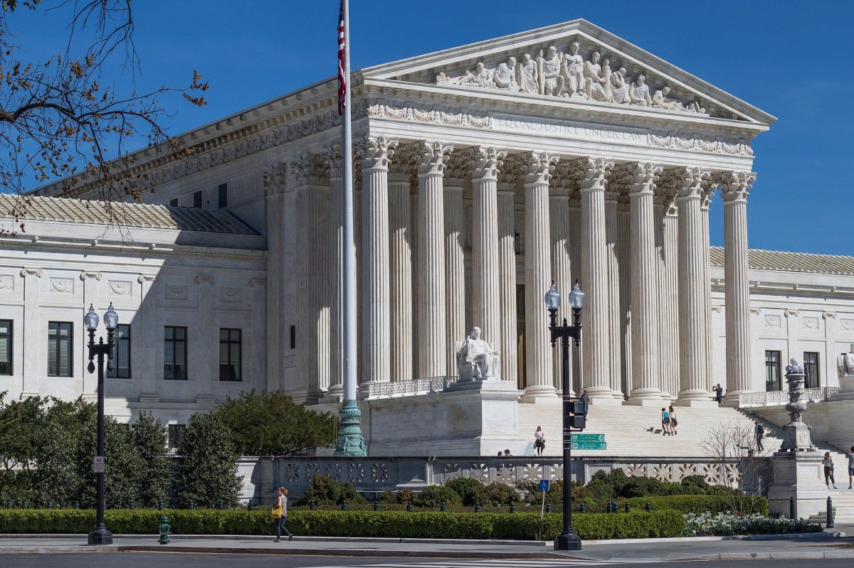 SCOTUS Hears Arguments For Wedding Cake Case Promo Image