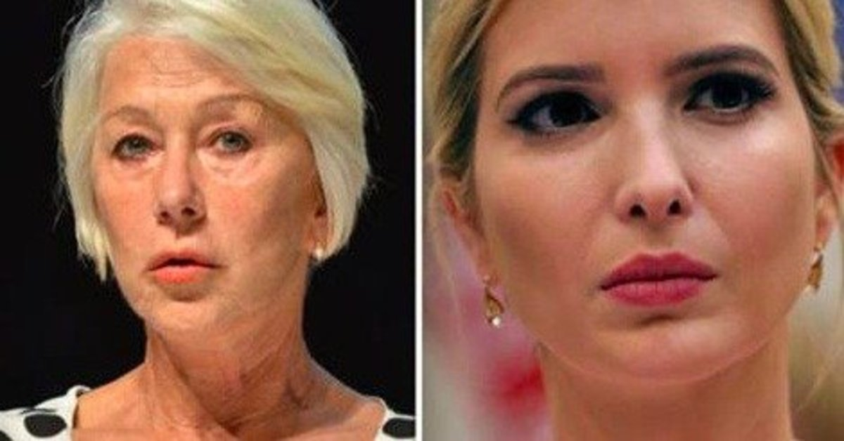 Helen Mirren Under Fire For Comments On Melania And Ivanka Trump; Did She Go Too Far? (Photo) Promo Image