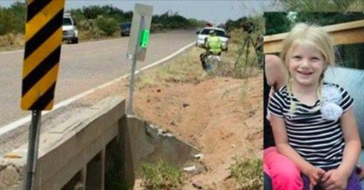 Woman Sees Barefoot Girl Alone On Highway, Makes Troubling Discovery Promo Image