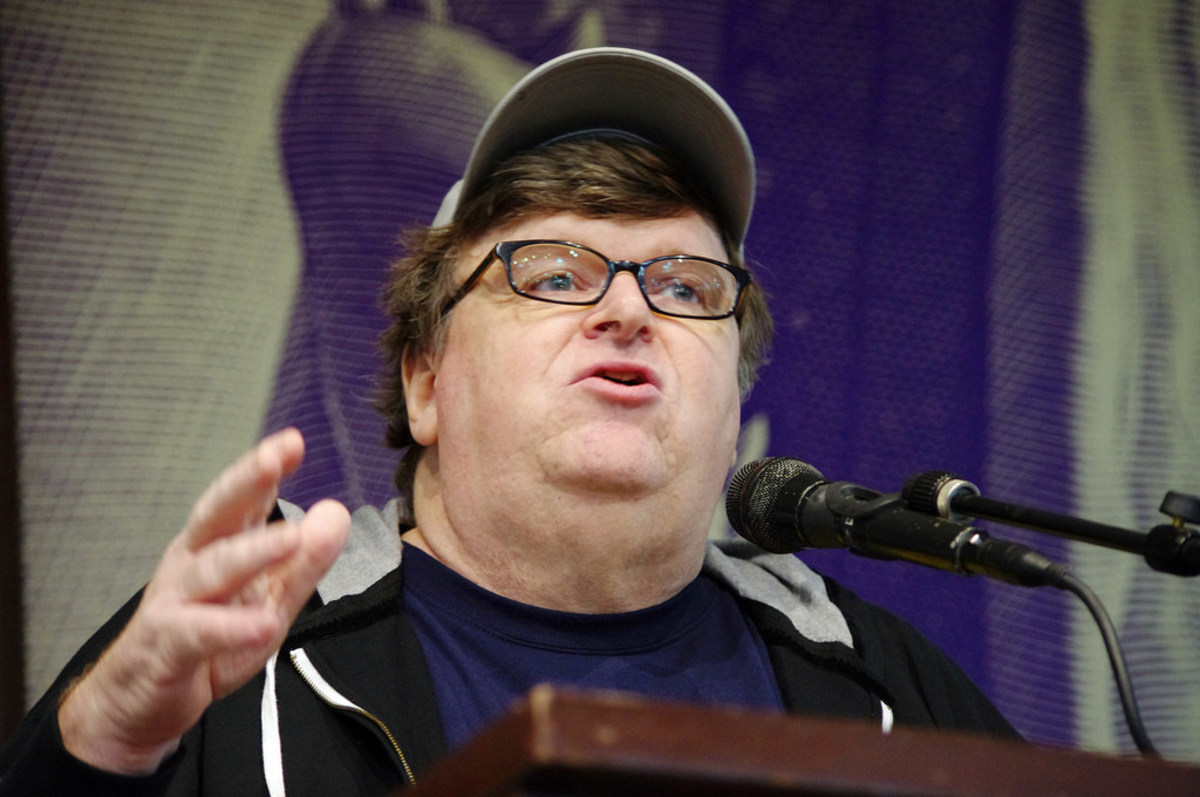 Michael Moore Predicts Timing Of Trump's Impeachment  Promo Image