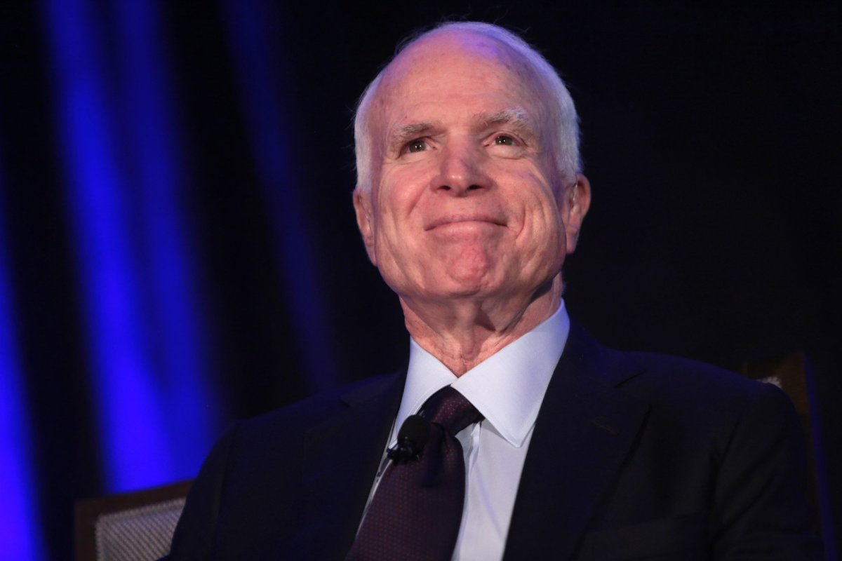 McCain: Congress Doesn't Answer To Trump Promo Image