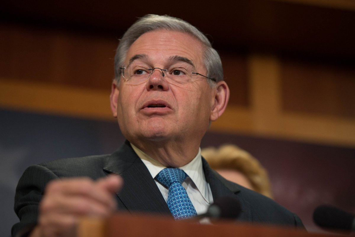 Sen. Menendez Corruption Case Ends In Mistrial Promo Image