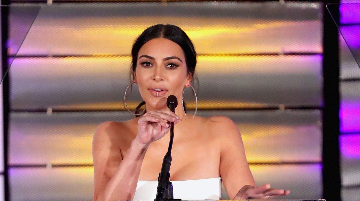 Kim Kardashian Slammed For Aaliyah Halloween Costume (Photos) Promo Image