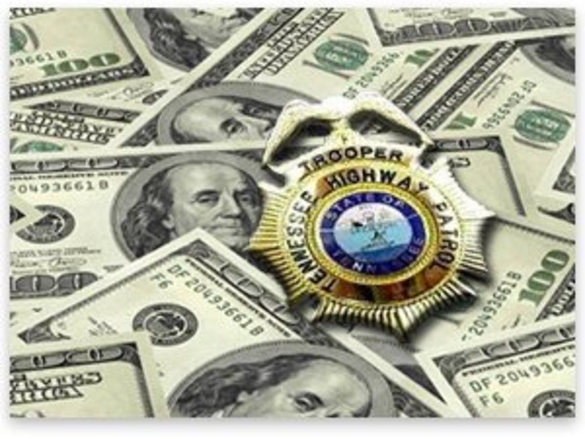 policing for profits is not freedom