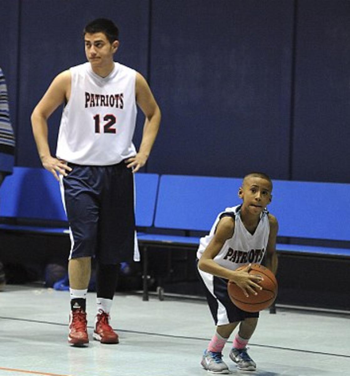 High School Basketball Star Julian Newman Is 11 And Stands