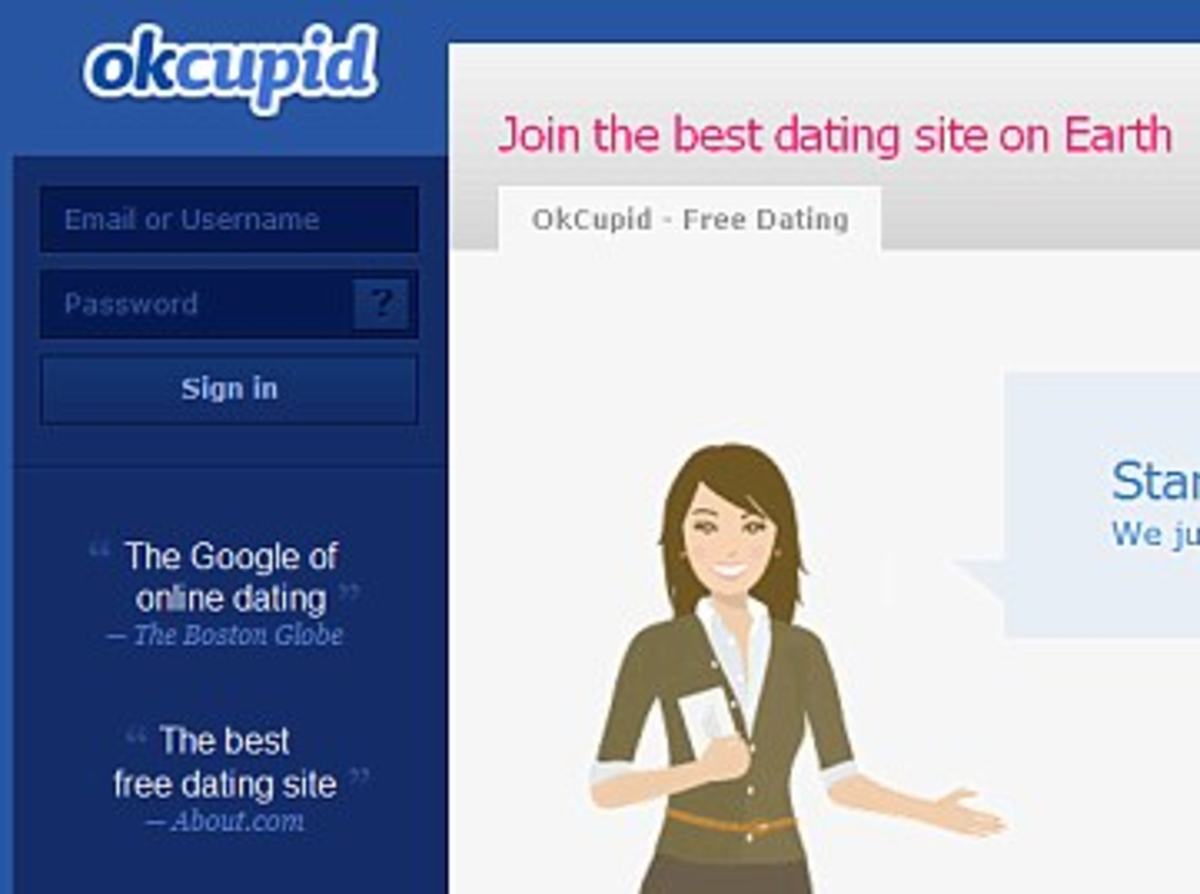 Study: OkCupid Dating Site is Popular with Cheaters