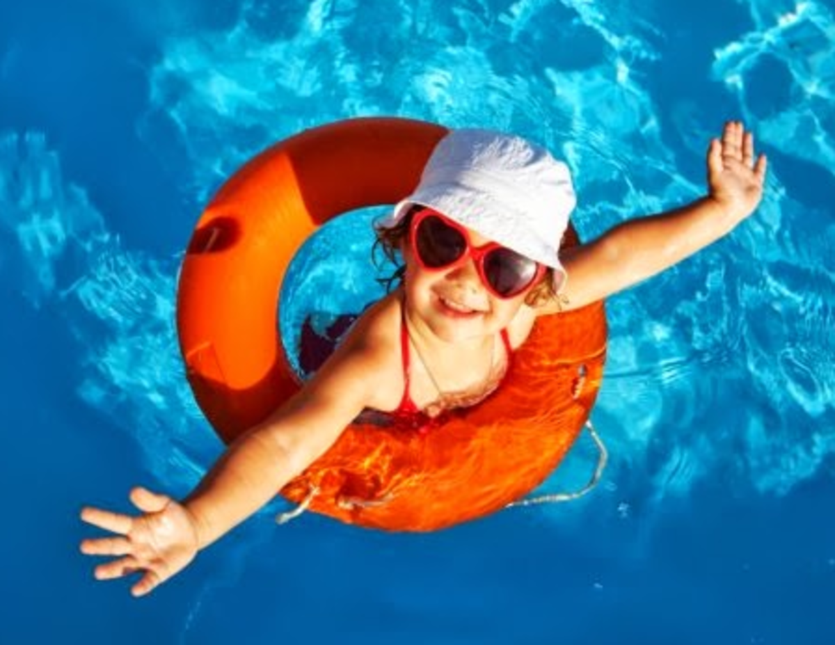 Study 58 percent of atlanta public swimming pools have feces opposing views for What causes ear infections from swimming pools