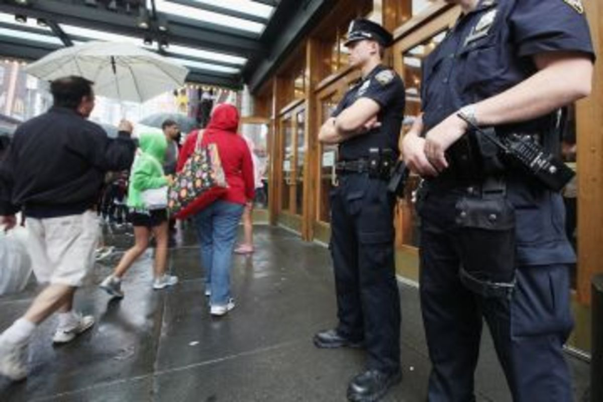NYPD Defends Against 'Stop-and-Frisk' Lawsuit by Claiming Officers