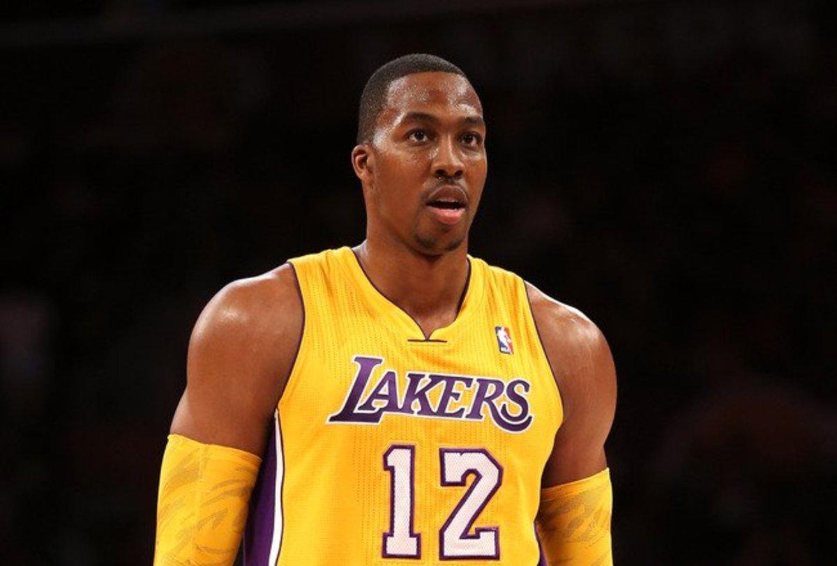 NBA Rumors: Dwight Howard Wants Lakers to Trade Him to ...