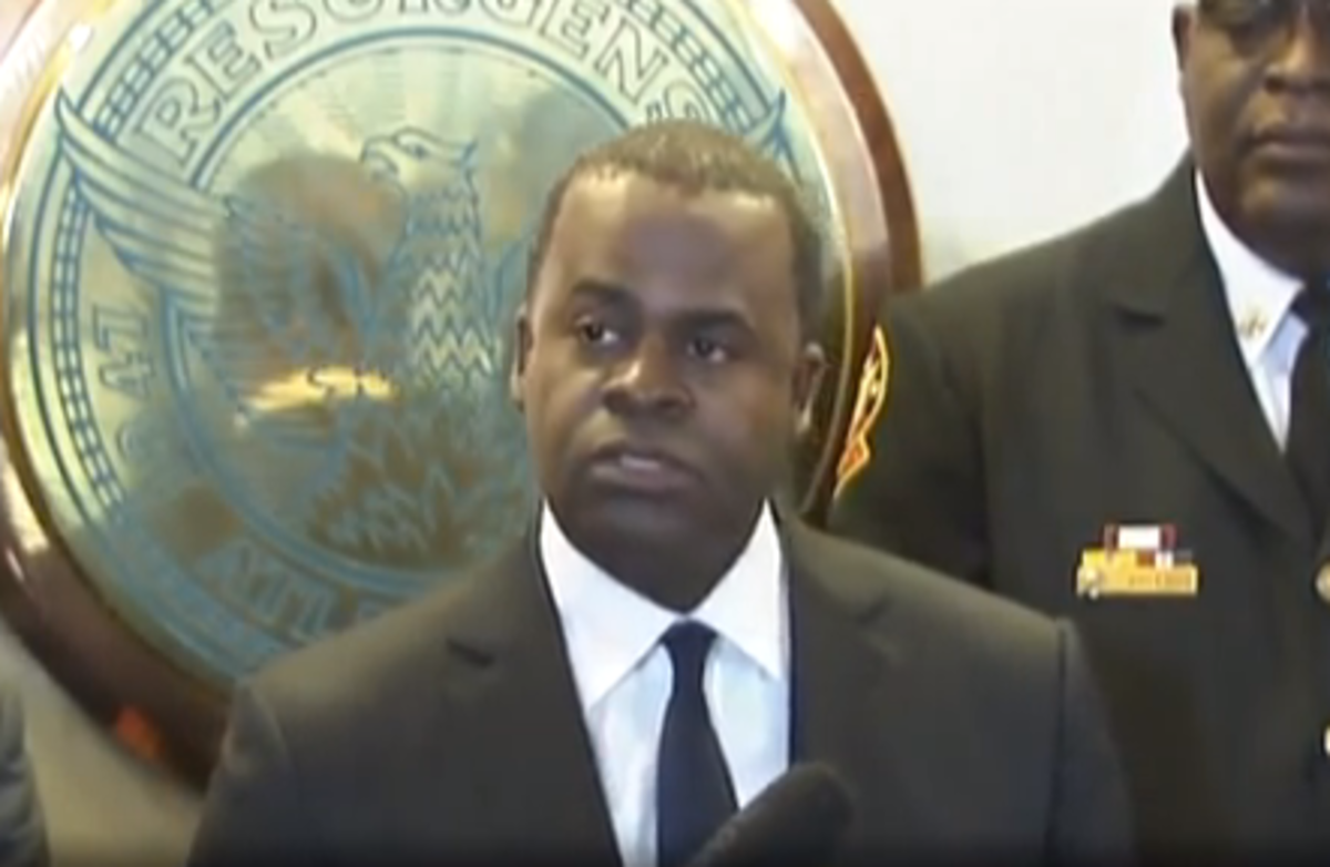 Atlanta Mayor Fires Fire Chief Who Published Anti-Gay Book