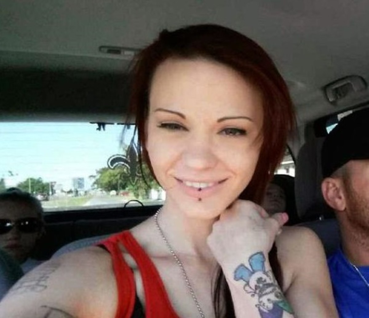 Stripper Accused Of Having Sex With A Minor And A Dog