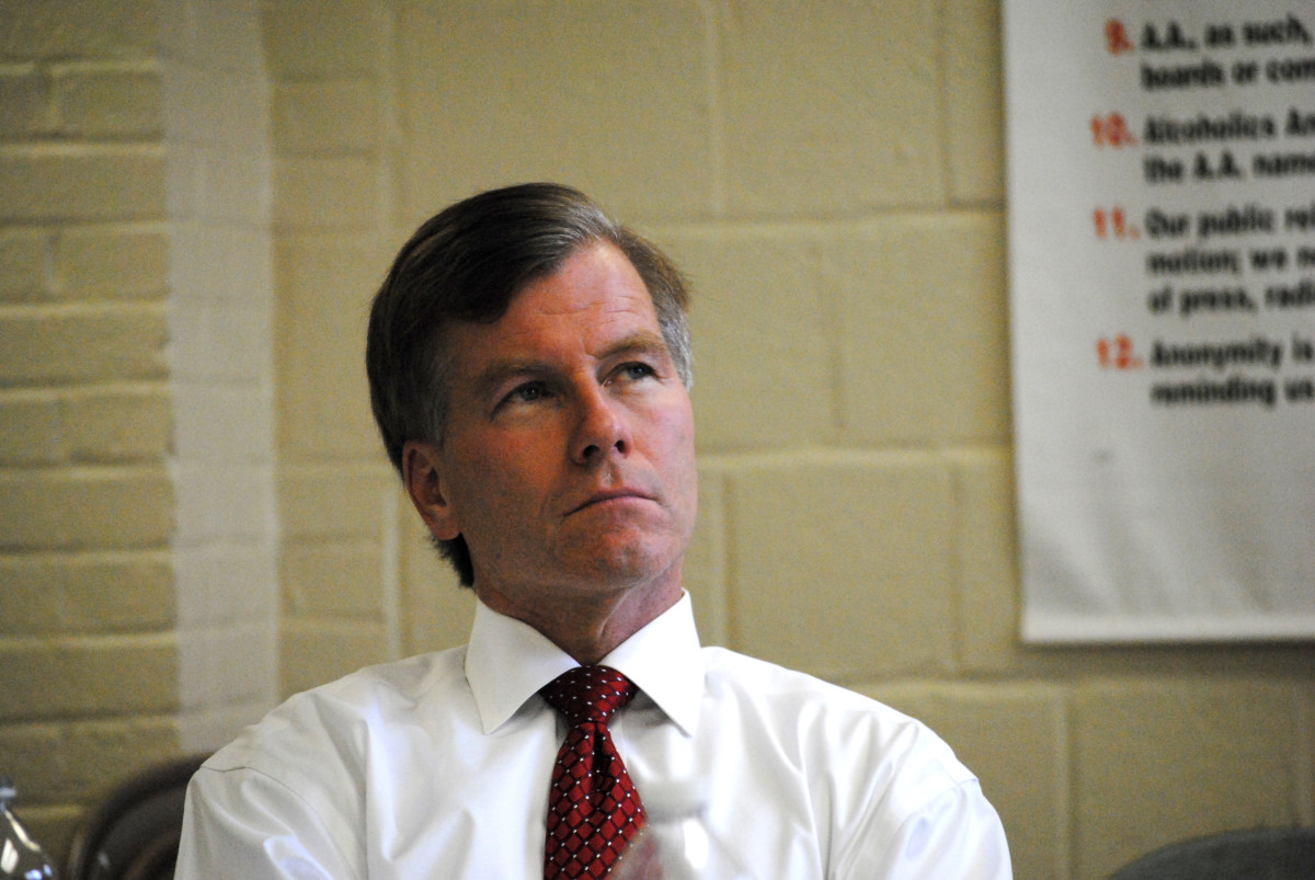 Mcdonnell's Graduate Thesis Roils Virginia Governor Race