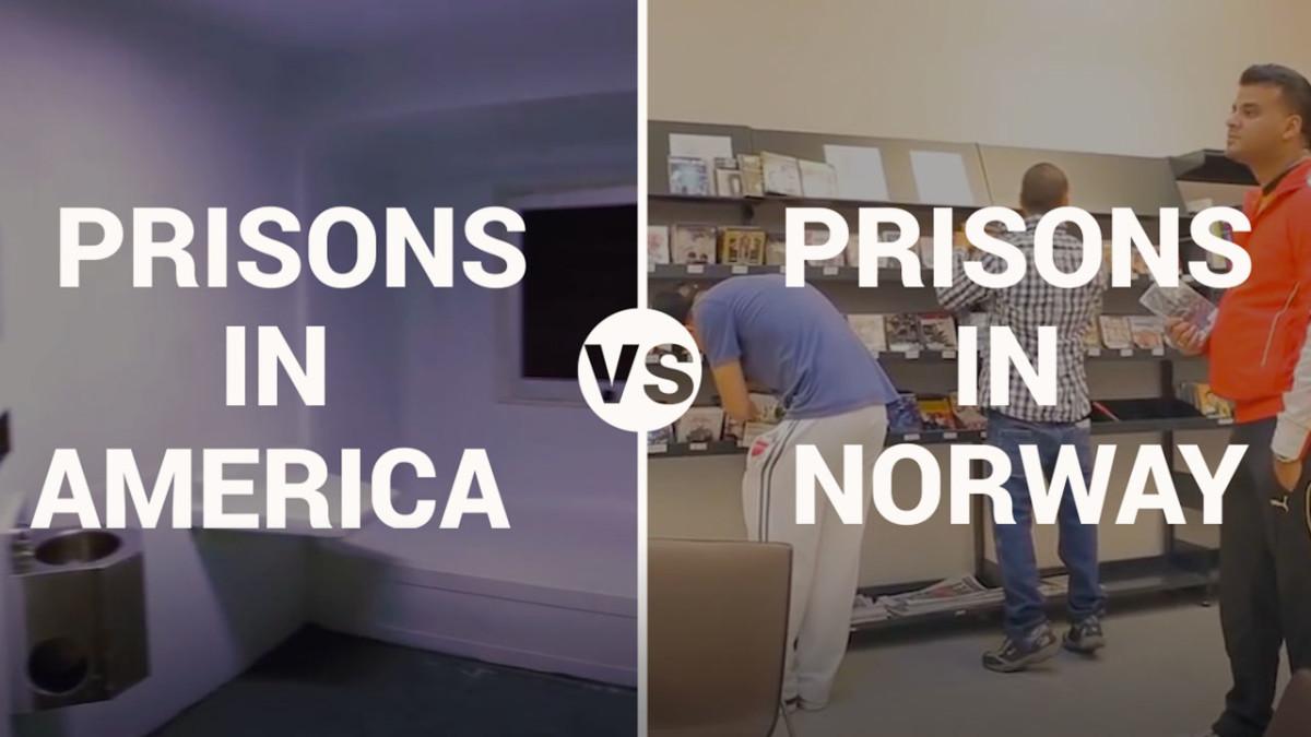 Prisons In America Vs Prisons In Norway Opposing Views