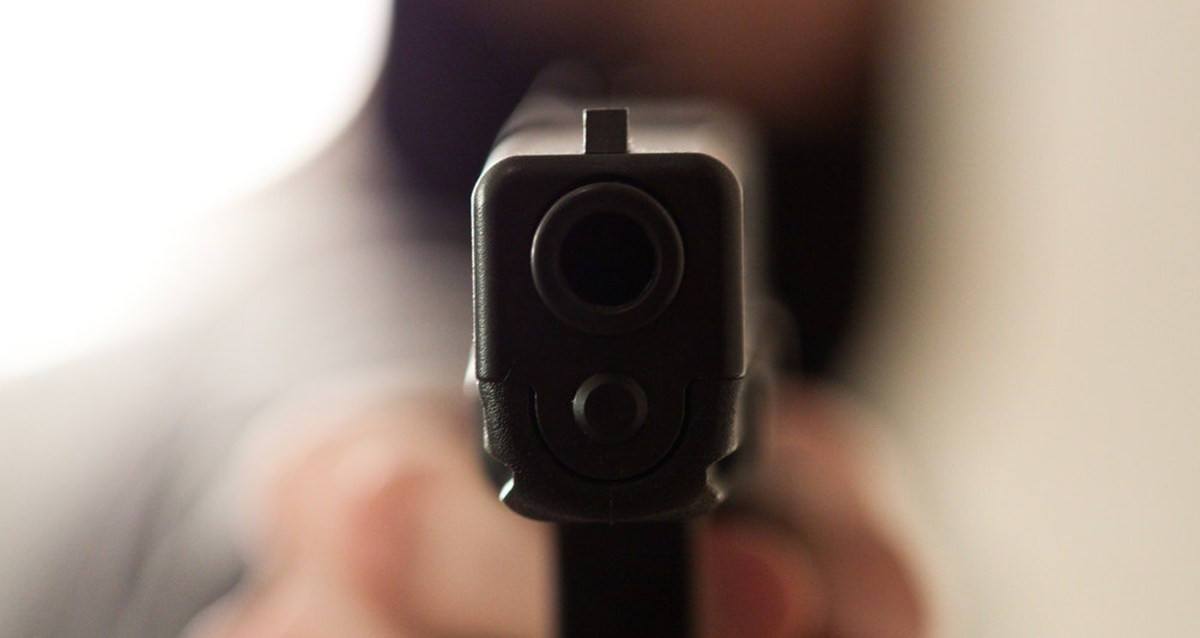Enraged Bystander Shoots Man Dragging Dead Raccoon (Video) Promo Image