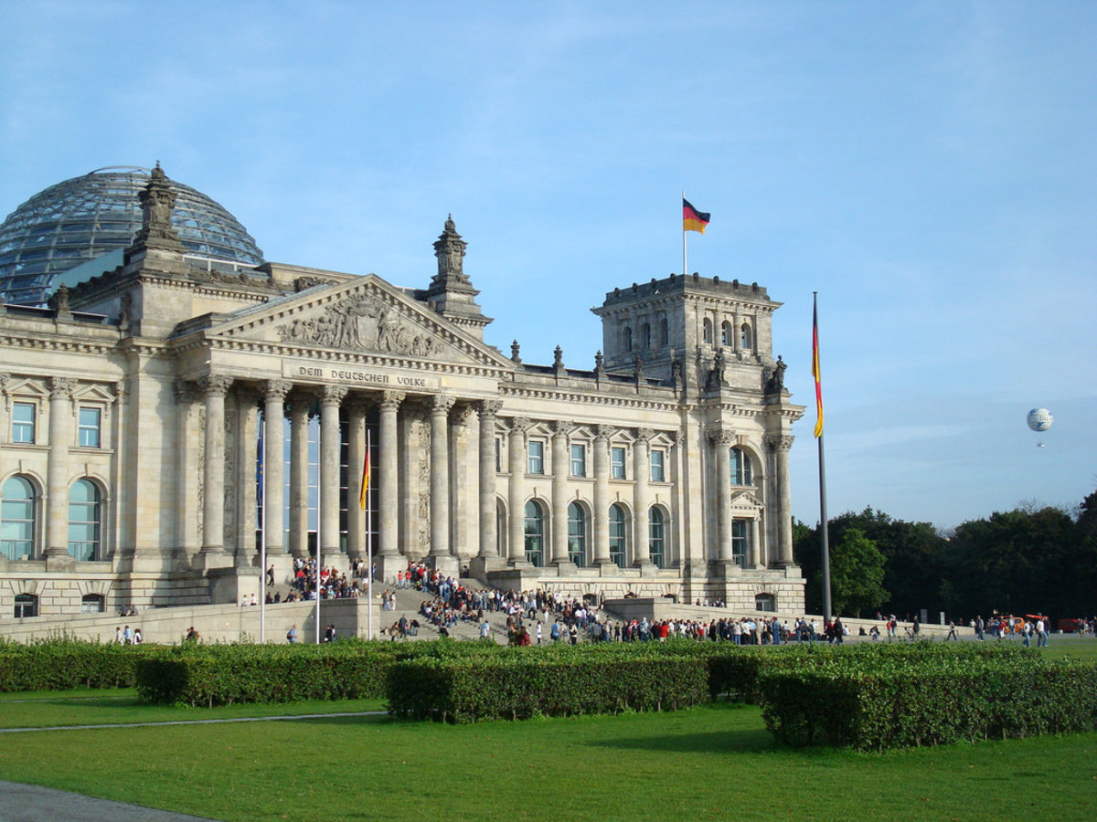 Germany's Bundestag Passes Bill For Gay Marriage Promo Image