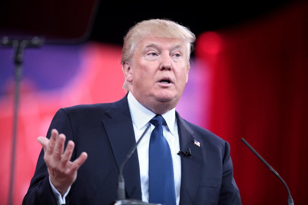 Trump Calls For Immediate Obamacare Repeal Promo Image