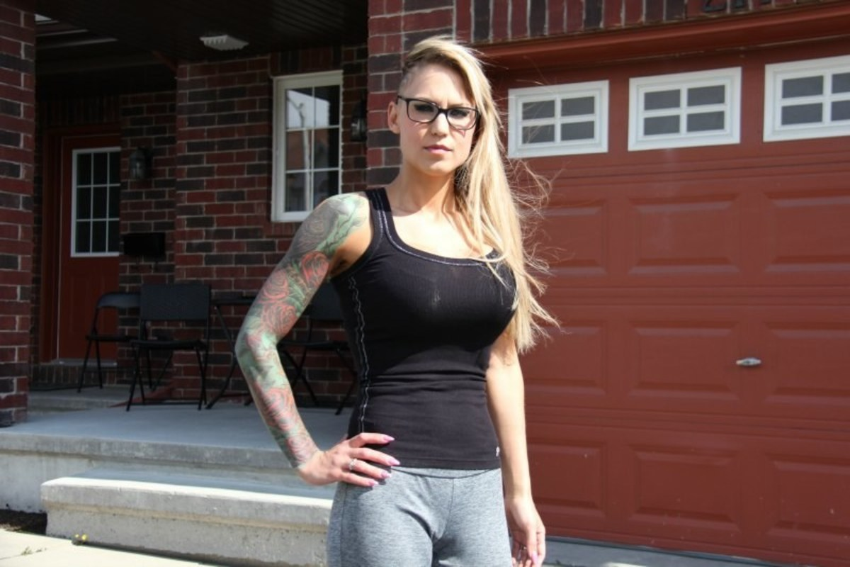 Woman Says She Was Kicked Out Of Gym Over Big Breasts ...