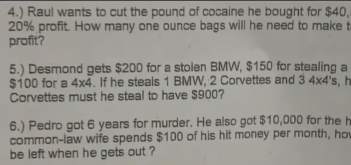 math quiz4