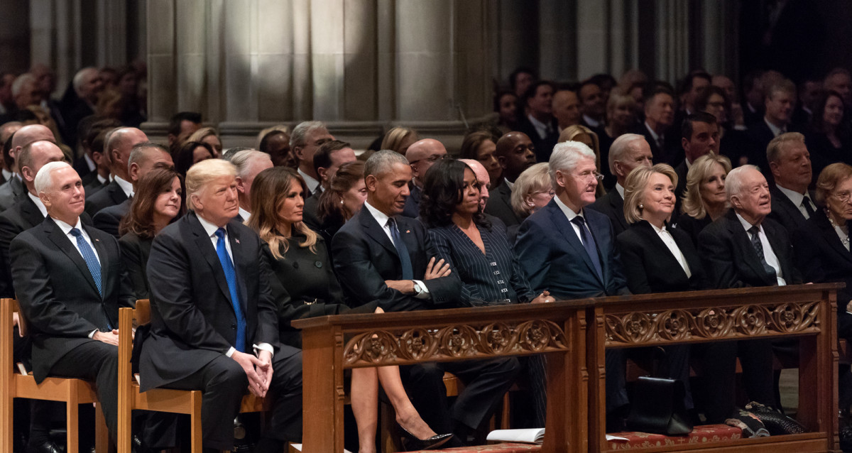 The-Funeral-of-President-George-H-W-Bush-31265099837
