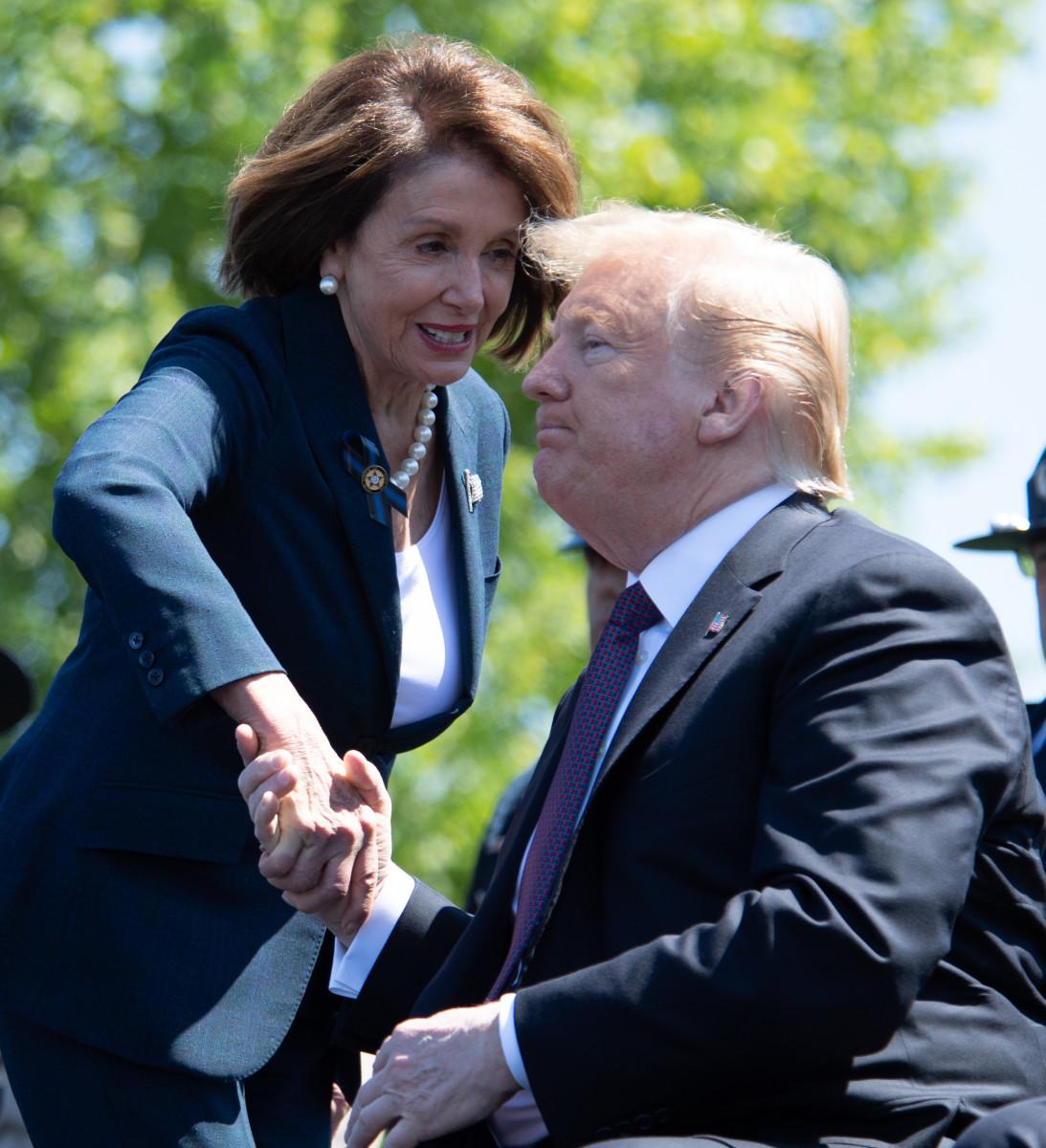 Donald-Trump-and-Nancy-Pelosi-cropped