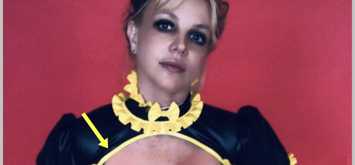 Photo Credit: Instagram/Britney Spears